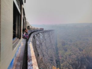 Most scenic train journey in Myanmar