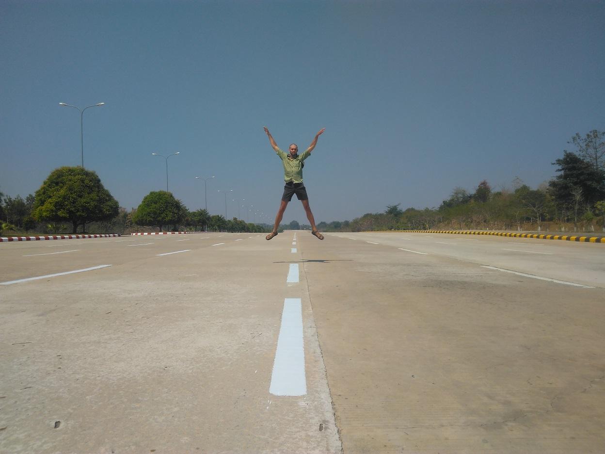Naypyidaw sightseeing