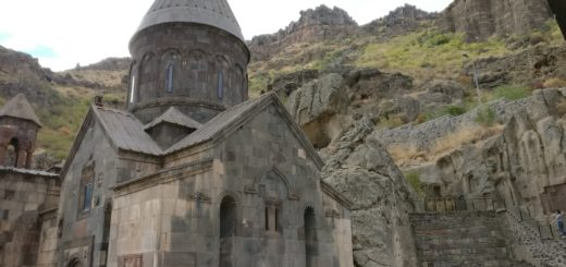 Going from Yerevan to Geghard