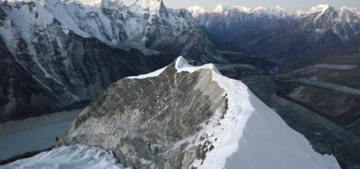 Island Peak climbing Nepal