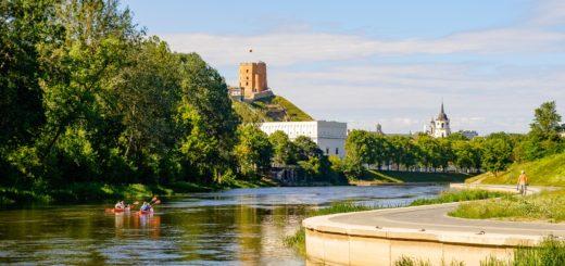 Vilnius kayak rental
