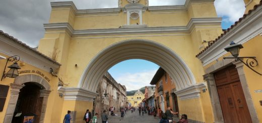 Places to see in Antigua