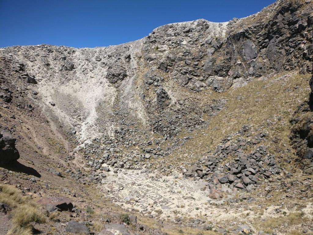 Climbing Tajumulco volcano