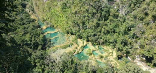 What is Semuc Champey