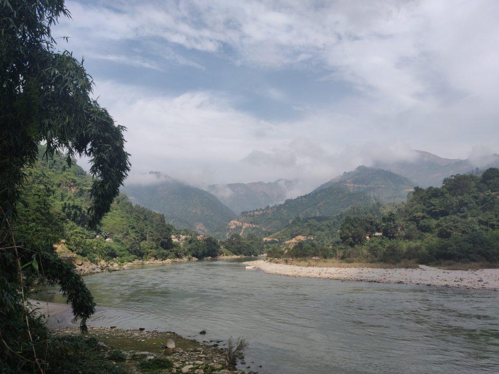 Bus to Pokhara from Kathmandu